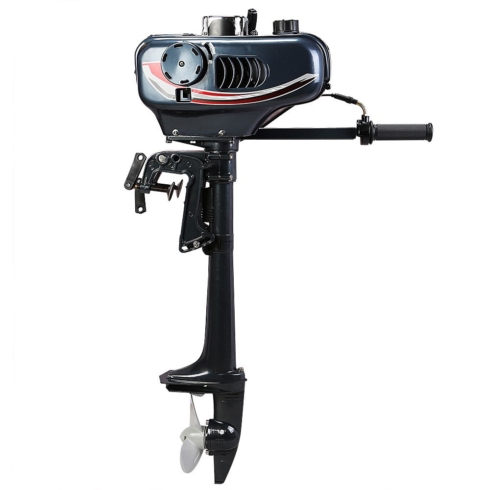 Outboard Motor 2hp 2 Hp Water Cooled Two Stroke Boat