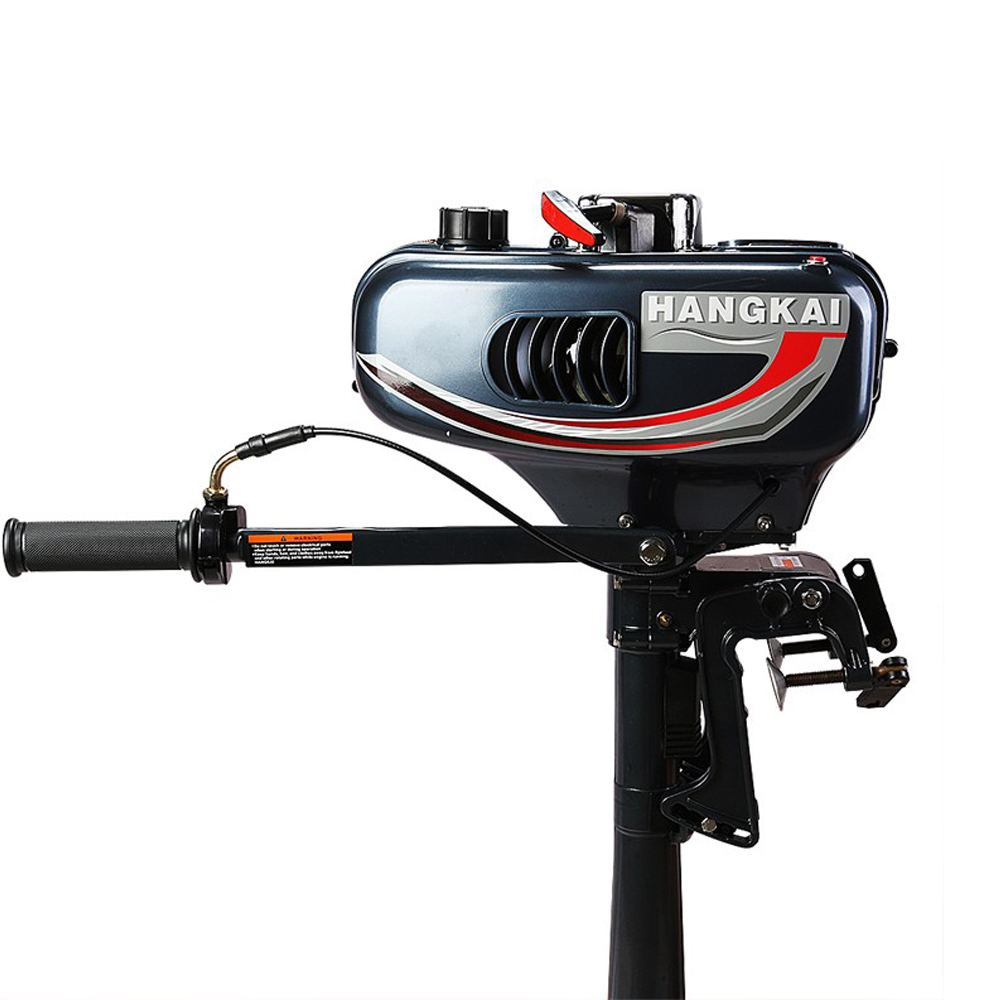 2hp Outboard Motor Compact Portable Small Yachts Manual
